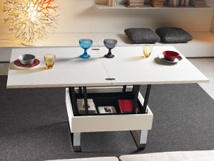 Tavolini alzabili apribili tavoli da for Tavolini da salotto apribili