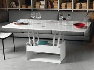 tavolini da salotto allungabili ~ design casa creativa e mobili ... - Tavolino Soggiorno Apribile 2